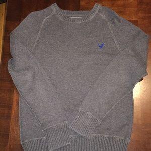 American Eagle Cotton Crew-Neck Sweater